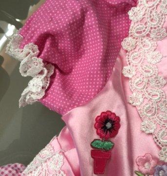 FESTA JUNINA: Vestido LUXO para o Arraiá! - 2 anos - Valentina Couture