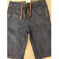 Bermuda Jeans - Zara - 5 anos - Zara