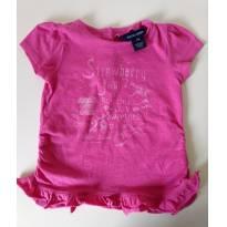 Camiseta rosa RALPH LAUREN - 18 meses - Ralph Lauren