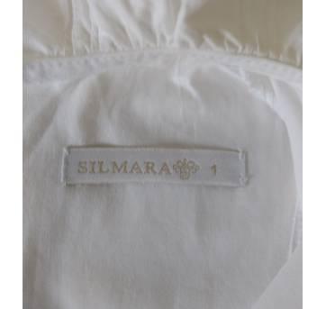 Camisa Linda  Branca -  SILMARA - 1 ano - Silmara