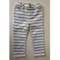 calça jeans skinny fit BABY GAP - 18 meses - Baby Gap