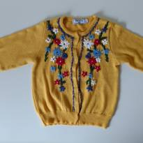Cardigan bordado MIXED KIDS - 2 anos - MIxed Kids