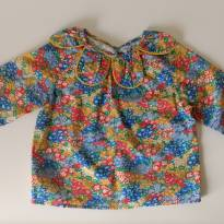 Blusinha estampa floral MIXED KIDS - 2 anos - MIxed Kids