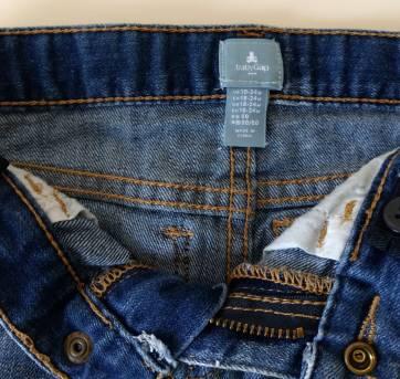 Shortinho jeans Baby Gap - 18 a 24 meses - Baby Gap