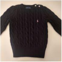 Blusa de tricô Ralph Lauren - 3 anos - Ralph Lauren