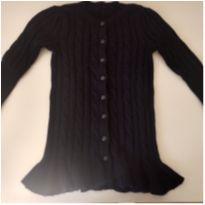 Vestidinho de tricô  azul marinho - 3 anos - Ralph Lauren