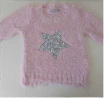 Blusa de pelinhos MIMO & CO - 3 anos - Mimo & co