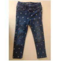 Calça legging jean BABY GAP - 4 anos - Baby Gap