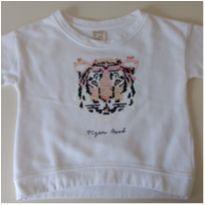 Blusa de moletom com desenho em paetês Zara Girls - 4 anos - Zara