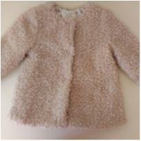 Casaco de lã Sherpa  Zara Baby Girl - 12 a 18 meses - Zara Baby