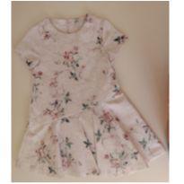 Vestido Social estampado ZARA GIRLS - 5 anos - Zara