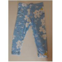 Calça legging floral MIXED KIDS - 2 anos - MIxed Kids