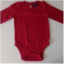 Body vermelho BABY GAP - 18 a 24 meses - Baby Gap