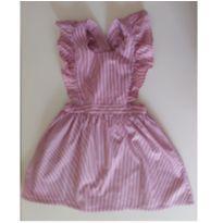 Vestido Listrado ROSE & BLEU - 4 anos - Rose & Bleu