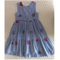 Vestido Estampado - 3 anos - Valentina