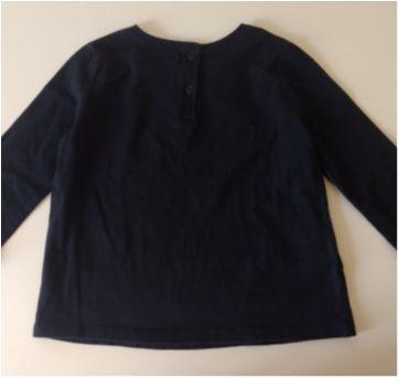 Camiseta manga longa BURBERRY - 2 anos - Burberry