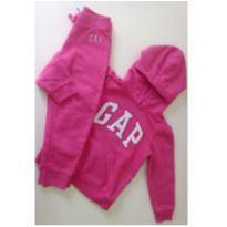 Conjuntinho de moletom rosa BABY GAP - 4 anos - Baby Gap
