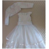 Vestido de noivinha/ Daminha de honra - 3 anos - Sem marca