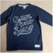 Camiseta manga longa Zara Boys - 6 anos - Zara