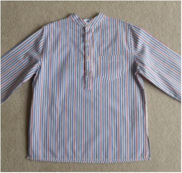 Camisa listrada MIXED KIDS - 6 anos - MIxed Kids