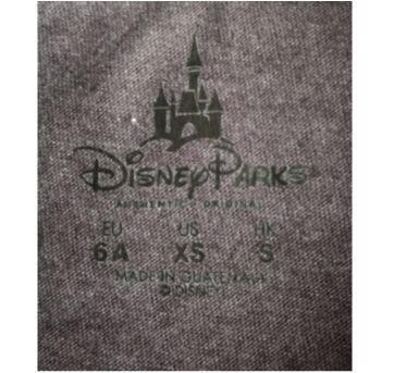Camiseta Mickey DISNEY PARKS - 6 anos - Disney
