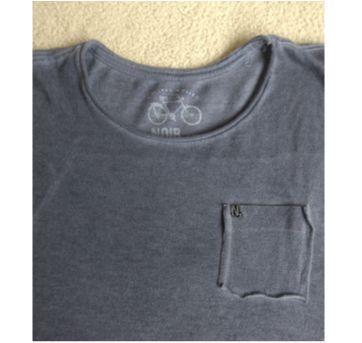 Camiseta Noir, Petit - 8 anos - Noir, Petit