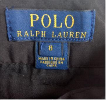 Bermuda camuflada POLO RALPH LAUREN - 8 anos - Ralph Lauren