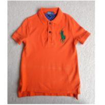 Camiseta Polo by RALPH LAUREN - 5 anos - Ralph Lauren