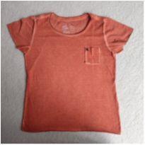 Camiseta Noir, Petit - 6 anos - Noir, Petit
