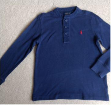 Camiseta manga longa POLO RALPH LAUREN - 5 anos - Ralph Lauren