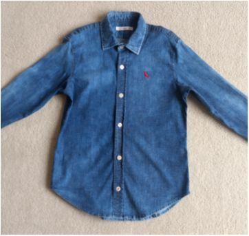 Camisa Jeans RESERVA MINI - 6 anos - Reserva mini