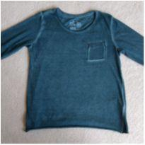 Camiseta manga longa NOIR, PETIT - 8 anos - Noir, Petit