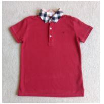 Camiseta gola polo BURBERRY - 8 anos - Burberry