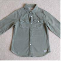 Camisa ZARA BOYS - 6 anos - Zara