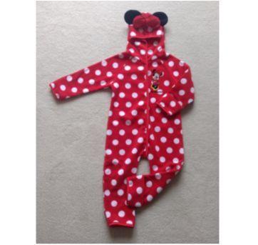 Pijama soft Minnie DISNEY PARKS - 2 anos - Disney