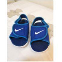 Sandália Nike Azul