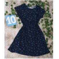 Vestido PUC Hering, coleção PRIMAVERA VERÃO - 10 anos - Hering Kids