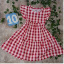 Vestido PUC Hering, coleção PRIMAVERA VERÃO - 10 anos - Hering
