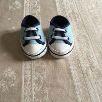 Sapatênis azul claro - 13 - Pimpolho