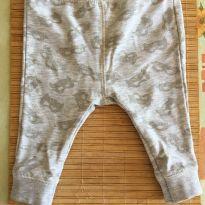 Calça comprida com desenhos máscaras - 6 a 9 meses - Zara Baby