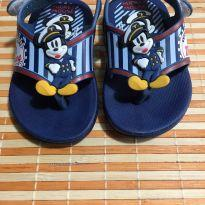 Sandália do Mickey - 17 - Grendene