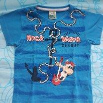 Camiseta caedu - 2 anos - Caedu