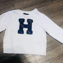 Blusa de Frio Tommy Hilfiger - 3 anos - Tommy Hilfiger