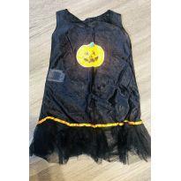 Vestido Transparente Halloween - 2 anos - Fantasias  Sulamericana