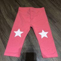Calça Legging Curta - 2 anos - Baby Gap