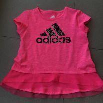 Camiseta Adidas 24 Meses - 18 a 24 meses - Adidas