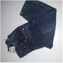 Calça jeans Lilica Repilica - 6 a 9 meses - Lilica Ripilica Baby
