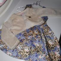 Vestido Estampado Lilica - 1 ano - Lilica Ripilica Baby