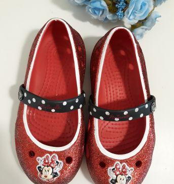 Sapatilha Crocs Minnie - 25 - Crocs