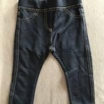 Calça legging Jeans ZARA - 6 a 9 meses - Zara